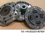 VAUXHALL VECTRA 2.0 DTI DMF TO SMF FLYWHEEL CONVERSION CLUTCH KIT & SLAVE CSC